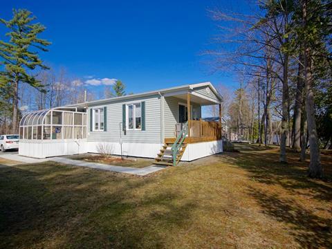Mobile home for sale in Saint-André-d'Argenteuil, Laurentides, 24, Rue  Santerre, 20626916 - Centris.ca
