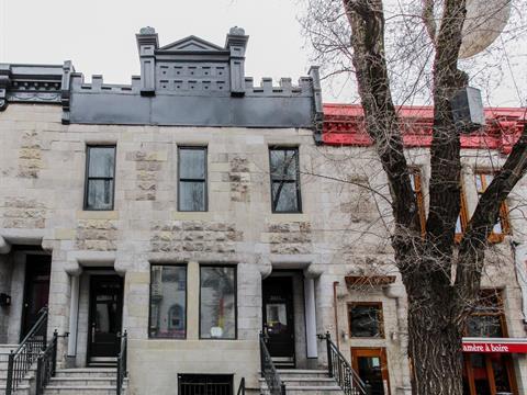 Bâtisse commerciale à vendre à Montréal (Ville-Marie), Montréal (Île), 2051 - 2055, Rue  Saint-Denis, 9572710 - Centris.ca