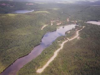 Terrain à vendre à Saint-Donat (Lanaudière), Lanaudière, Chemin du Lac-des-Aulnes, 11120541 - Centris.ca