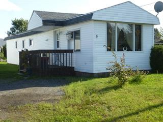 Mobile home for sale in Saint-Ambroise, Saguenay/Lac-Saint-Jean, 5, Rue de la Prairie, 17309135 - Centris.ca