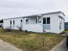 Mobile home for sale in Baie-Comeau, Côte-Nord, 2, Avenue  Labelle, 16253927 - Centris.ca