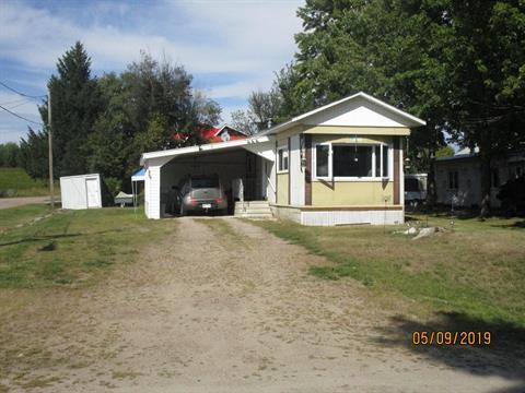 Maison mobile à vendre in Campbell's Bay, Outaouais, 18, Rue  Borden, 13053349 - Centris.ca