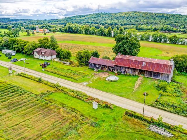 Ferme à vendre à Bouchette, Outaouais, 176, Chemin de la Rivière-Gatineau Sud, 28633145 - Centris.ca