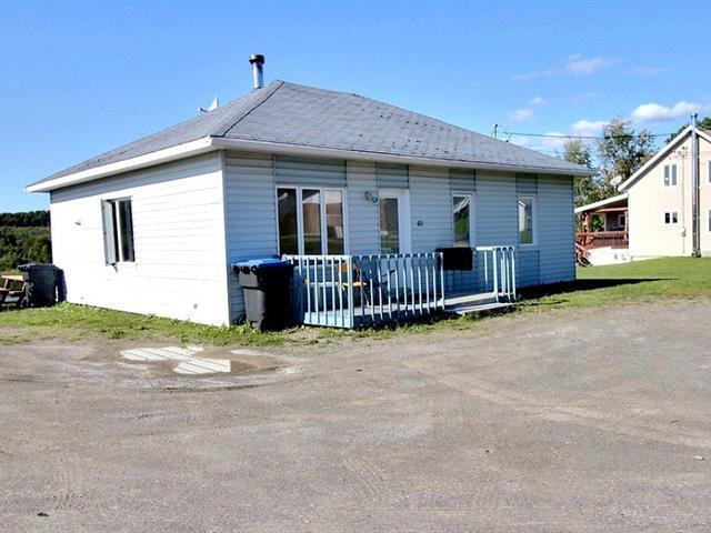 Chalet à vendre à Lac-des-Aigles, Bas-Saint-Laurent, 45, Rue  Principale, 27736046 - Centris.ca