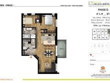 Condo / Appartement à louer à Chomedey (Laval), Laval, 3695, Avenue  Jean-Béraud, 12009190 - Centris.ca