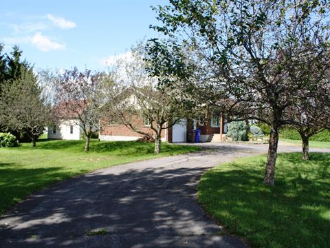 Hobby farm for sale in Notre-Dame-de-Stanbridge, Montérégie, 229, Rang  Saint-Henri, 28319752 - Centris.ca