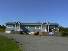 Maison mobile à vendre à Sainte-Thérèse-de-Gaspé, Gaspésie/Îles-de-la-Madeleine, 131, Route  132, 12477249 - Centris.ca