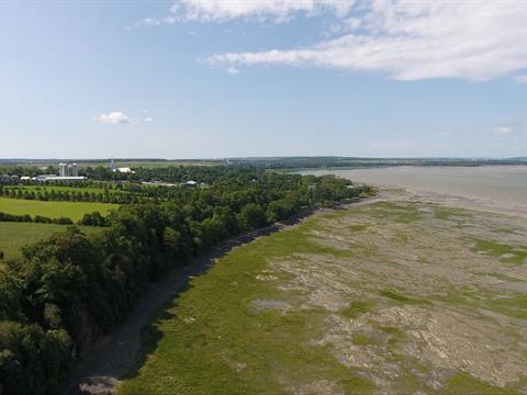 Terre à vendre à Saint-Vallier, Chaudière-Appalaches, Rue des Chalets, 23049700 - Centris.ca