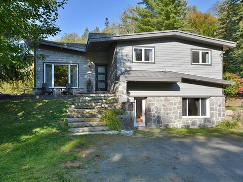Maison à vendre à Sainte-Adèle, Laurentides, 730, Rue du Hibou-Blanc, 27978510 - Centris.ca