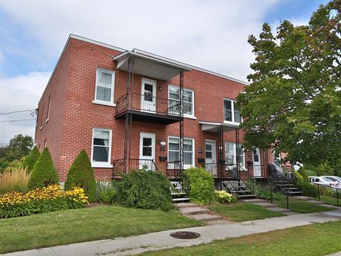 Quadruplex à vendre à Saint-Hyacinthe, Montérégie, 2090 - 2098, Rue  Cartier, 12154550 - Centris.ca