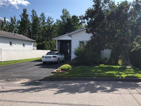 Maison mobile à vendre à Alma, Saguenay/Lac-Saint-Jean, 245, Rue de la Tourmaline, 20196400 - Centris.ca