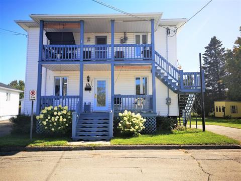 Duplex for sale in Desbiens, Saguenay/Lac-Saint-Jean, 371 - 373, 13e Avenue, 25656382 - Centris.ca