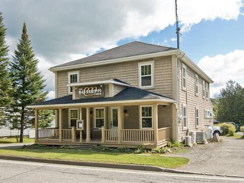 Commercial building for sale in North Hatley, Estrie, 3050 - 3052, Chemin  Capelton, 28627393 - Centris.ca