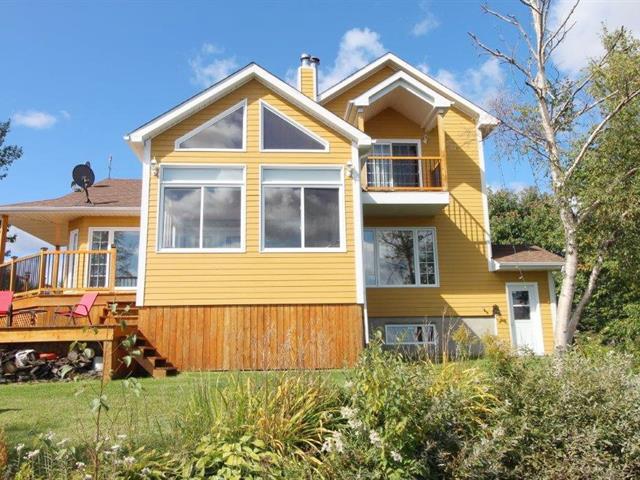 Maison à vendre à Saint-Félicien, Saguenay/Lac-Saint-Jean, 3460, Chemin du Canal, 24274624 - Centris.ca