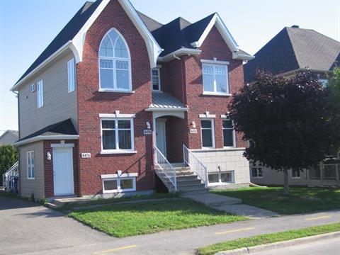 Triplex for sale in Le Gardeur (Repentigny), Lanaudière, 847, boulevard le Bourg-Neuf, 21399847 - Centris.ca
