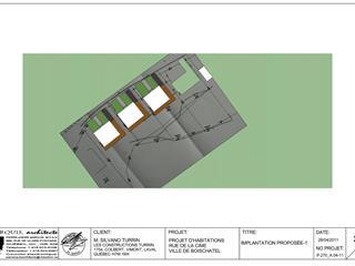 Terrain à vendre à Boischatel, Capitale-Nationale, Rue de la Cime, 25401937 - Centris.ca