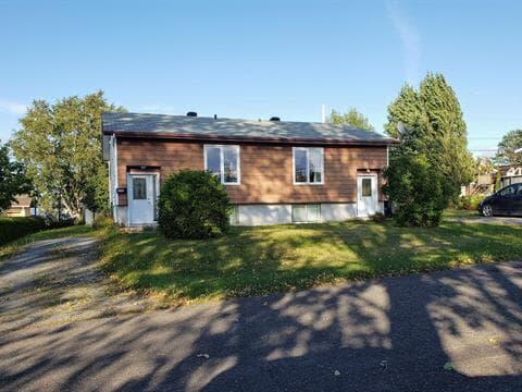 Duplex for sale in Mont-Joli, Bas-Saint-Laurent, 1235 - 1239, Rue  Michaud, 21944043 - Centris.ca