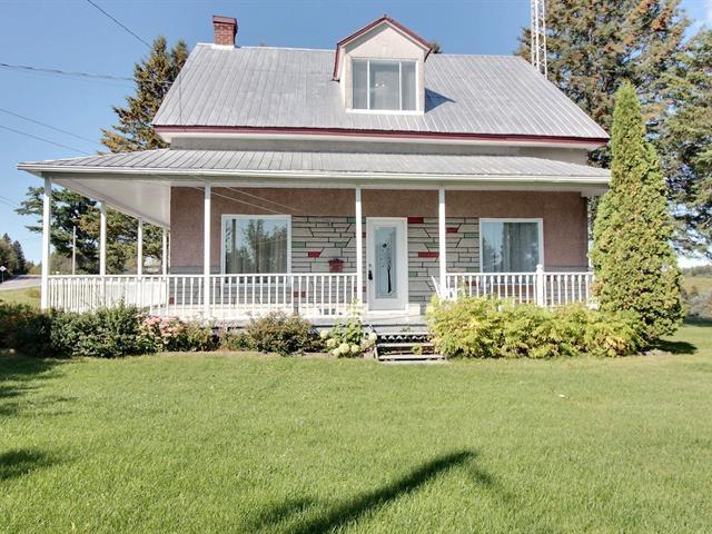 Fermette à vendre à Saint-Stanislas (Mauricie), Mauricie, 2385Z, Route  352, 24852559 - Centris.ca