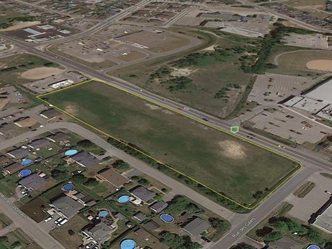Terrain à vendre à La Plaine (Terrebonne), Lanaudière, boulevard  Laurier, 10347703 - Centris.ca