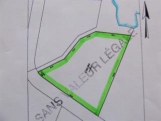 Lot for sale in Gore, Laurentides, Rue des Salamandres, 21170322 - Centris.ca