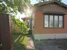 Mobile home for sale in Saint-Jean-sur-Richelieu, Montérégie, 925, Rue des Carrières, apt. 25, 16793893 - Centris.ca