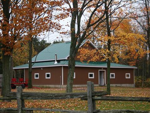 Hobby farm for sale in Saint-Rosaire, Centre-du-Québec, 72 - 76, 8e Rang, 19573753 - Centris.ca