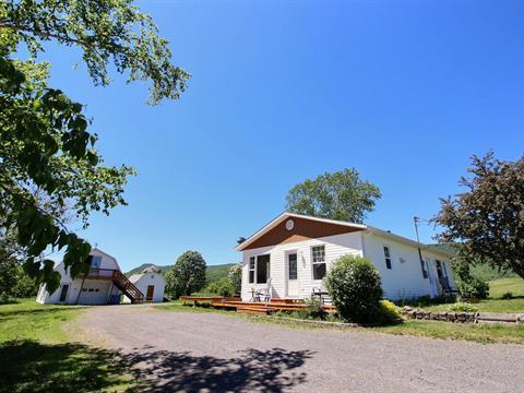 House for sale in Maria, Gaspésie/Îles-de-la-Madeleine, 61, Route du 2e Rang, 28914347 - Centris.ca