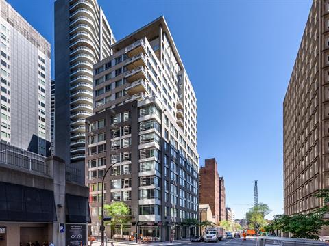 Condo / Appartement à louer à Ville-Marie (Montréal), Montréal (Île), 441, Avenue du Président-Kennedy, app. 1504, 18744092 - Centris.ca