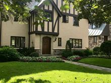 House for sale in Westmount, Montréal (Island), 732, Avenue  Lexington, 14929270 - Centris.ca