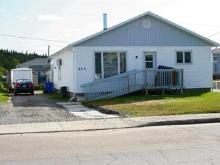 House for sale in Chibougamau, Nord-du-Québec, 464, 5e Rue, 25735060 - Centris.ca