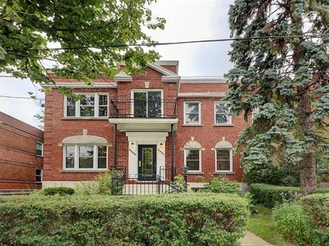Condo / Appartement à louer à Côte-des-Neiges/Notre-Dame-de-Grâce (Montréal), Montréal (Île), 4967, Avenue  Isabella, 28644522 - Centris.ca