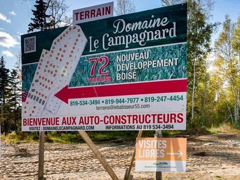 Lot for sale in Shawinigan, Mauricie, Rue des Hydrangées, 27157963 - Centris.ca