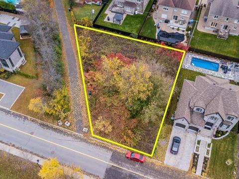 Terrain à vendre à Montréal (Pierrefonds-Roxboro), Montréal (Île), Rue du Trotteur, 12958982 - Centris.ca