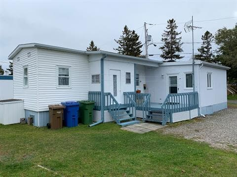 Maison mobile à vendre à Berthier-sur-Mer, Chaudière-Appalaches, 164, boulevard  Blais Ouest, 27964009 - Centris.ca