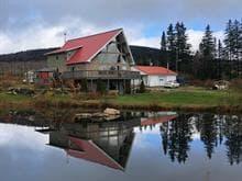 Hobby farm for sale in Notre-Dame-des-Bois, Estrie, 82A, 8e Rang Est, 21892902 - Centris.ca