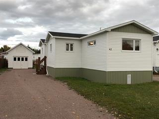 Mobile home for sale in Pointe-Lebel, Côte-Nord, 42, Rue  Murray, 15345953 - Centris.ca