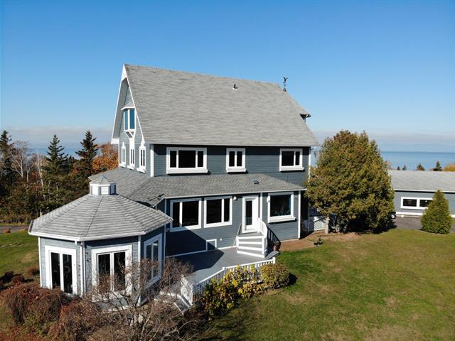 Maison à vendre à Rivière-Ouelle, Bas-Saint-Laurent, 148, Chemin de la Pointe, 15413045 - Centris.ca