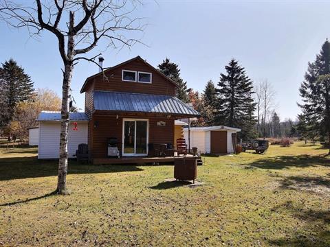 Cottage for sale in Linton, Capitale-Nationale, 87, Rang de la Rivière Batiscan, 27307434 - Centris.ca