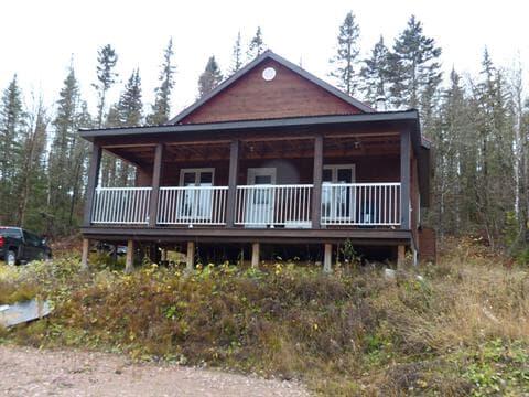 Cottage for sale in Saint-Félix-d'Otis, Saguenay/Lac-Saint-Jean, 245, Chemin de l'Anse-à-Didier, 27709458 - Centris.ca