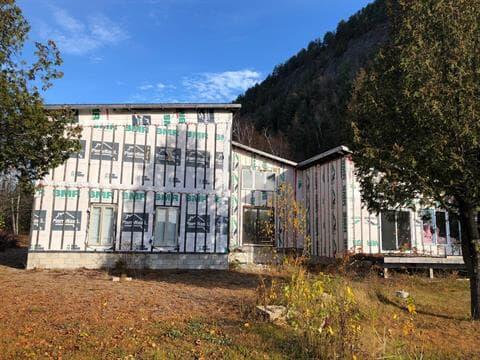 Cottage for sale in La Tuque, Mauricie, 55 - 59, Chemin de la Falaise, 23304654 - Centris.ca