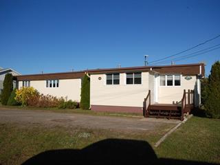 Mobile home for sale in Paspébiac, Gaspésie/Îles-de-la-Madeleine, 255, Rue  Chapados, 11338392 - Centris.ca