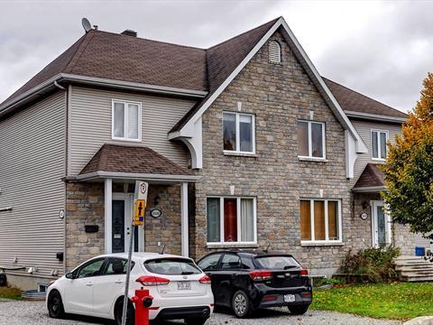 Duplex for sale in Les Rivières (Québec), Capitale-Nationale, 3536 - 3538, Rue  Paquin, 20445601 - Centris.ca