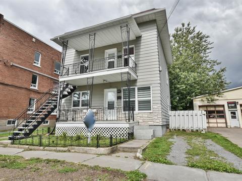 Duplex for sale in Trois-Rivières, Mauricie, 502 - 504, Rue  McDougall, 15603102 - Centris.ca