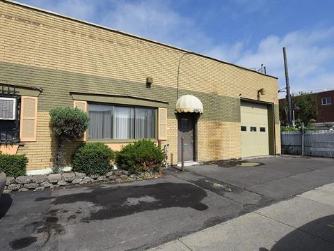 Bâtisse commerciale à vendre à Montréal-Nord (Montréal), Montréal (Île), 4847, Rue  Forest, 13687713 - Centris.ca