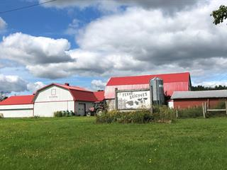 Ferme à vendre à Sainte-Christine, Montérégie, 642, Route  116, 10722627 - Centris.ca