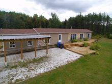 Maison mobile à vendre à Saint-Stanislas (Saguenay/Lac-Saint-Jean), Saguenay/Lac-Saint-Jean, 340, Rang  Alphonse, 19495990 - Centris.ca