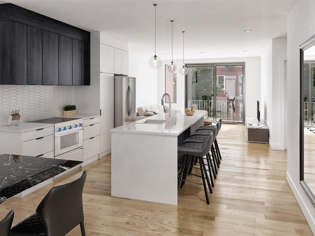 Condo à vendre à Montréal (Rosemont/La Petite-Patrie), Montréal (Île), 7137A, Avenue  Christophe-Colomb, 10146484 - Centris.ca