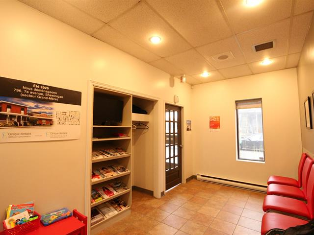 Local commercial à louer à Shawinigan, Mauricie, 545, 7e Rue, 15138306 - Centris.ca