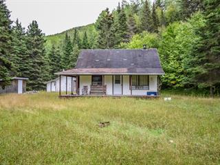 Lot for sale in Mont-Albert, Gaspésie/Îles-de-la-Madeleine, Rang Est Rivière Sainte-Anne, 9137313 - Centris.ca