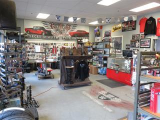 Commerce à vendre à Brossard, Montérégie, 9605, Rue  Ignace, local B, 26155221 - Centris.ca